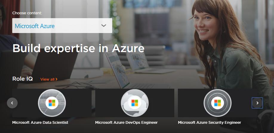 Pluralsight - free Azure courses